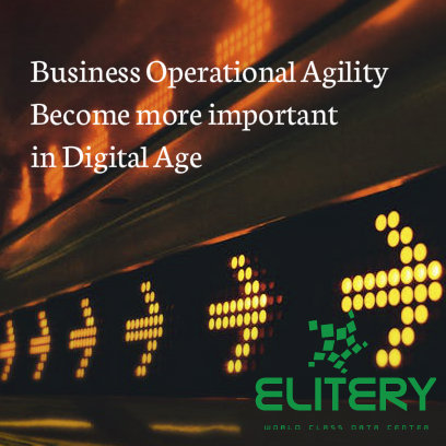 Business Operational Agility is More Important in the Digital Age